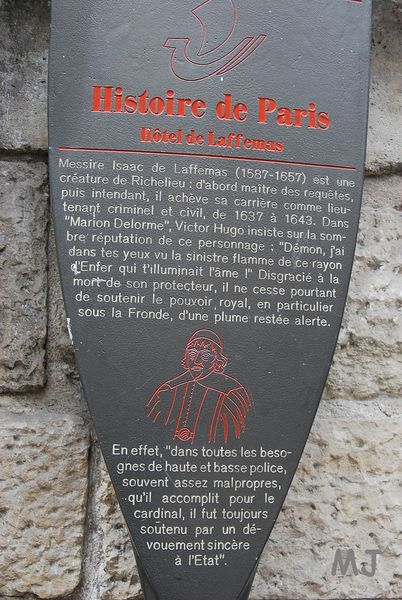 HISTOIRE HOTEL DE LAFFEMAS