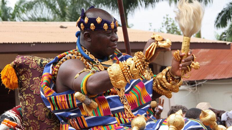 sa majesté Otumfuo Osei tutu II1