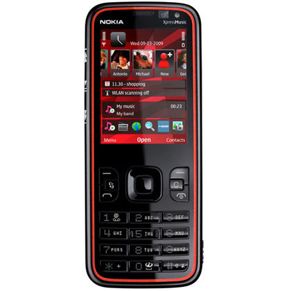 nokia_5630_red
