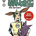 ankama tank girl 04 the odyssey