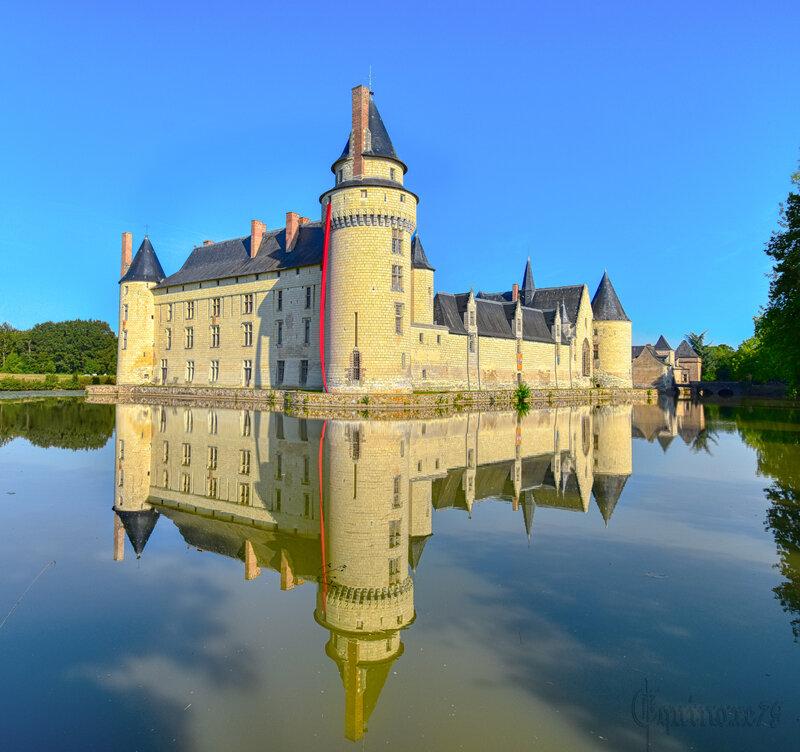PEAU-D'ANE et le château du Plessis-Bourré (1)