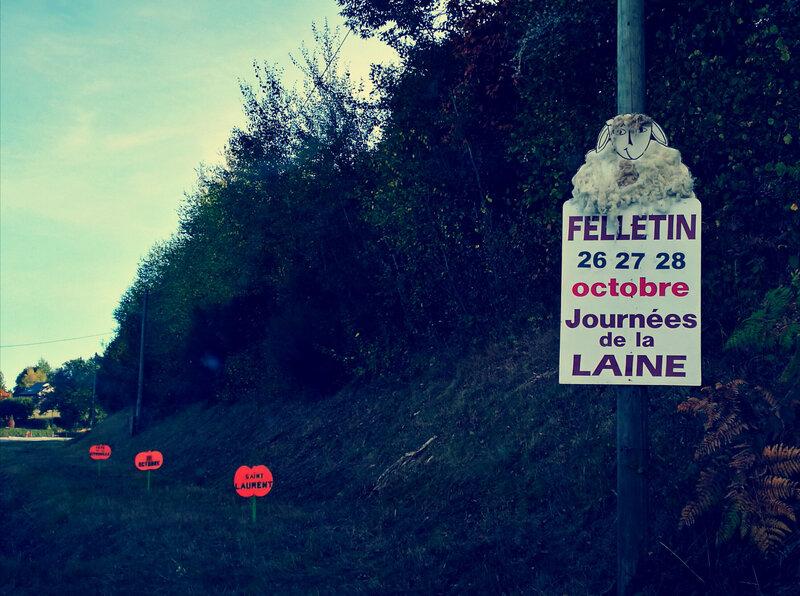 Felletin, évènement laine (23)