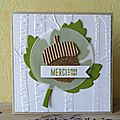 Stampin up : nouveau catalogue et sets de cartes