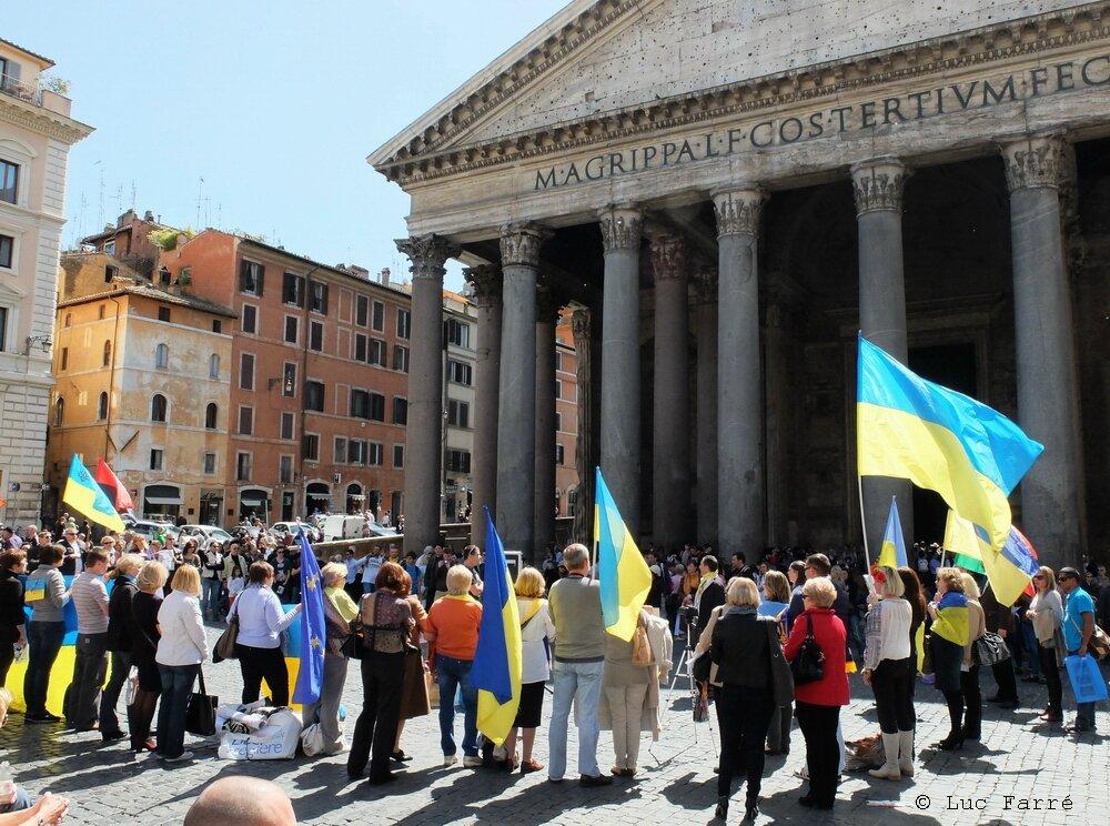 Rome Ukraine 03