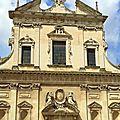 Lecce, la perle baroque des pouilles