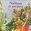 Les annales du disque-monde, tome 14 : nobliaux et sorcières (lords and ladies) - terry pratchett