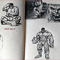 Hulk. 2017 wip 1-2-3-4-5