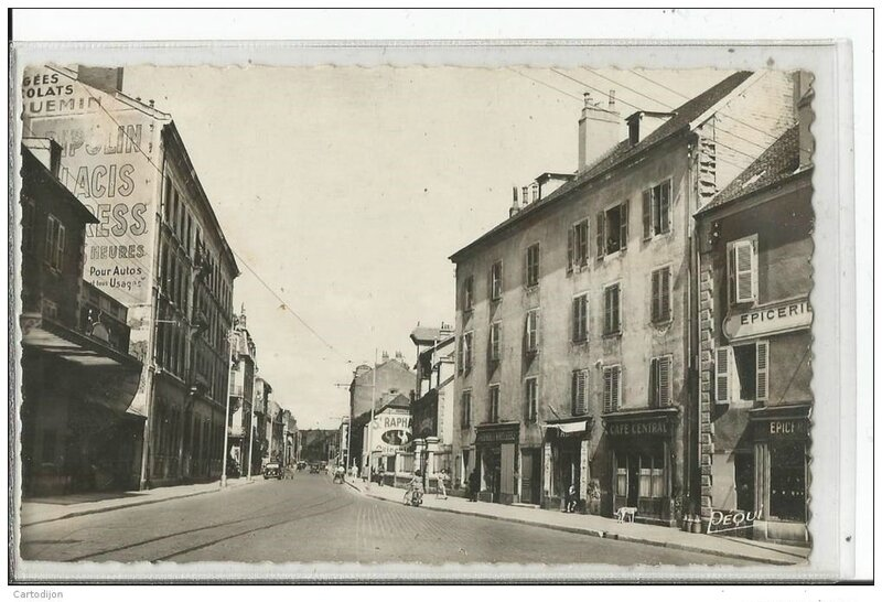 café central rue de Belfort