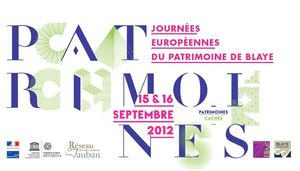 journees du patrimoine 2012 2