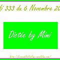 Défi 333 du 6 novembre 2017 - cartes des participantes