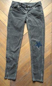 13 - pantalon étoile
