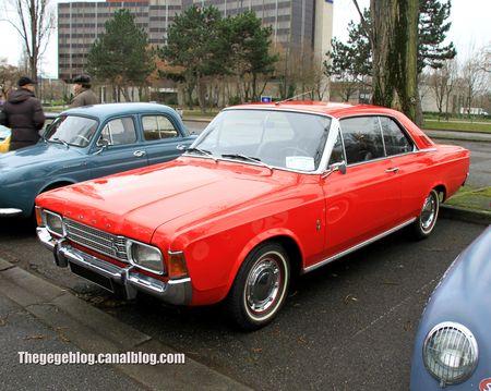 Ford taunus 17M (P7B) V6 2