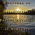Bienvenue en brocéliande, terre d'histoire et légendes (saint-méen - arthur)
