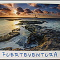 Fuerteventura 1- Faro del Toston - El Cotillo