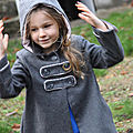 Les jolis manteaux #2: george