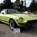 Datsun 240 z version usa-1973