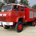 Saviem fpt sm8 (fourgon pompe rural hors chemin) 1977