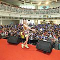 Myself world tour dvd signing in kaohsiung