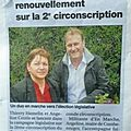 Thierry hamelin et angeline centis, candidats tetg n°2