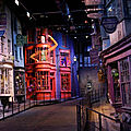 Warner bros studio tour london, visiter les lieux les plus mythique d'harry potter