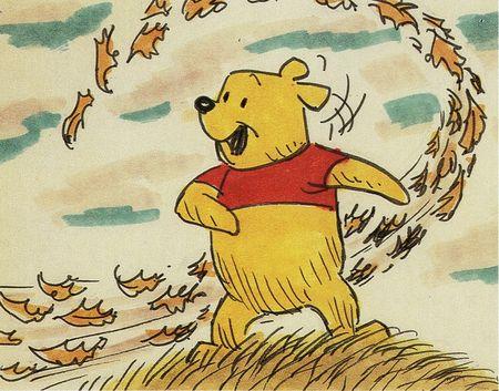 Les Aventures de Winnie l'Ourson - Storyboards 10