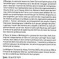 Les working girls et la lettre valloire