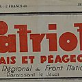 Elections municipales de 1945