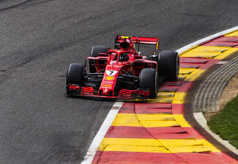 2018-Spa Francorchamps-SF71H-Raikkonen