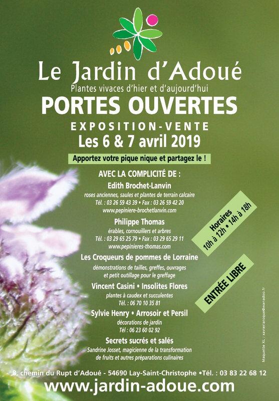jardin d'Adoué