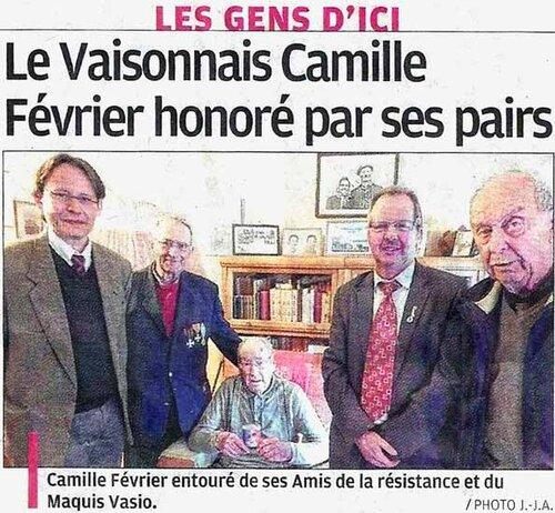 La Provence 3 avril 2015