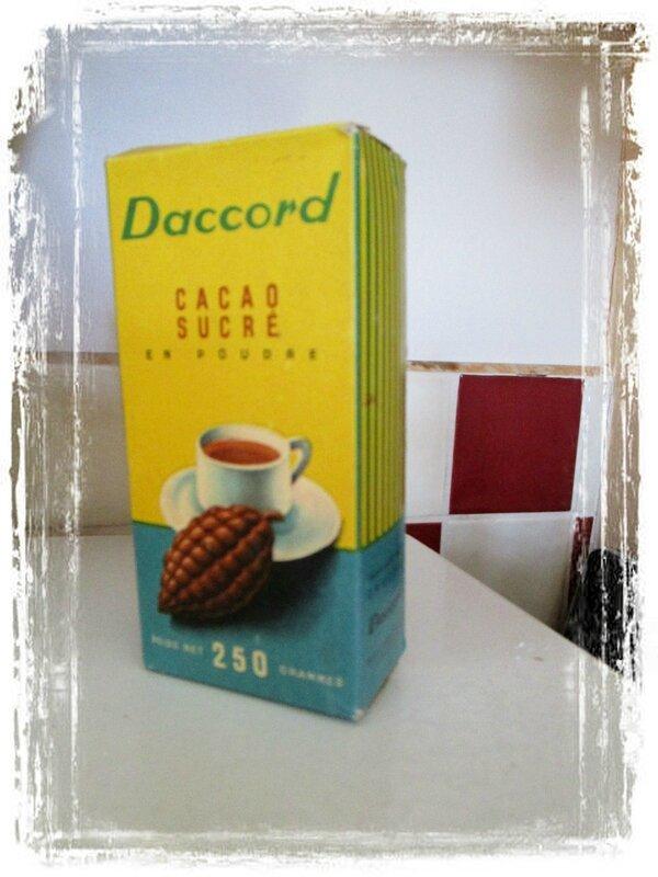 Cacao Daccord