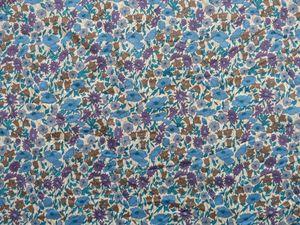 Liberty Tana Lawn Poppy & Daisy 138x316 (ebay 36,55e)