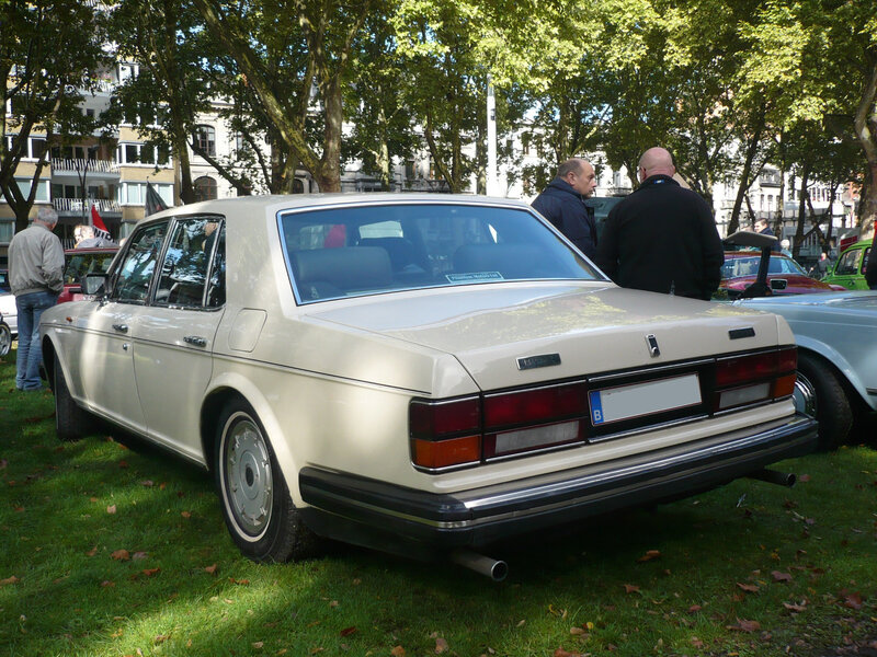 BENTLEY Mulsanne 1982 Liège (2)