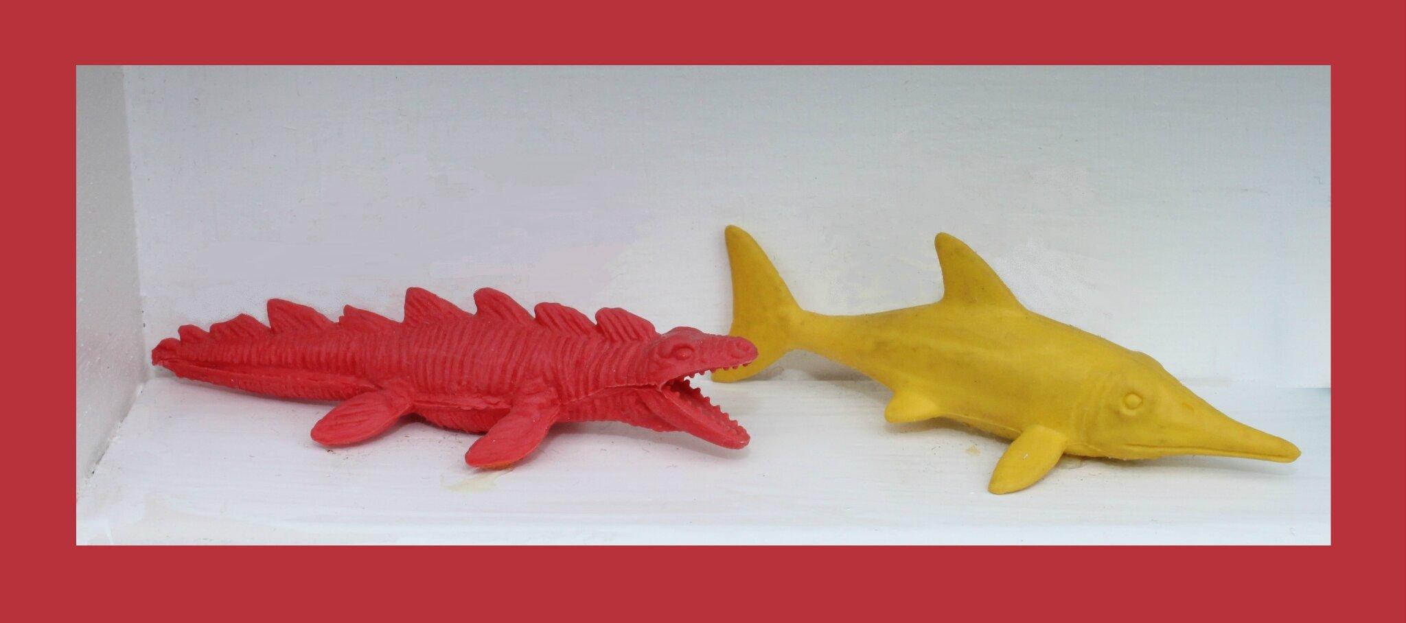 mammifères marins préhistorique