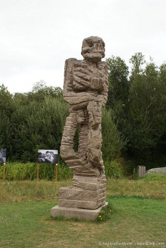 parc sculptures ankou