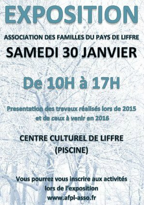expo AG 2016 affiche