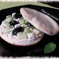 « sandwich grec »