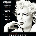 My week with marilyn de simon curtis avec michelle williams, eddie redmayne, kenneth branagh, emma watson, dominic cooper