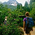 Yangshuo - Moon Hill