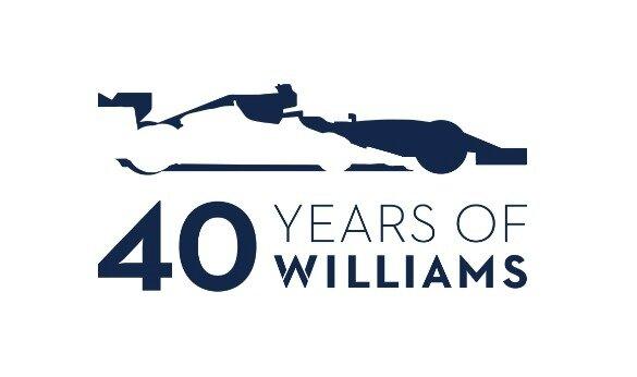 WILLIAMS 40 YEARS 2017