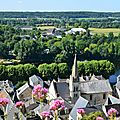Chinon : forteresse royale