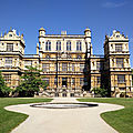 Wollaton hall - nottingham - royaume-uni