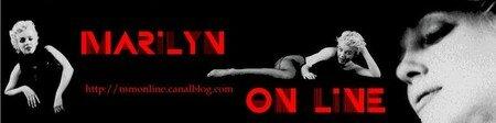 Marilyn on line