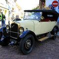La citroen type b14 g torpedo de 1926 (3ème rencontre de voitures anciennes à benfeld 2010)
