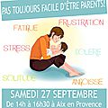 Pas facile d'être parents!