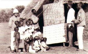 L__cole_en_Afrique_occidentale_fran_aise_vers_1900