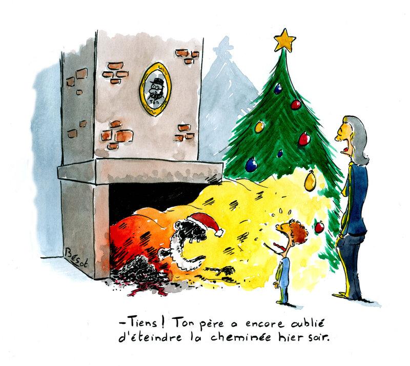 Bésot - Noël 20182