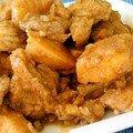 Rouelle de porc aux coings et au miel