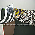 COUSSINS ESPRIT SAFARI PHOTO COINS WAX PETITS COUSSINS