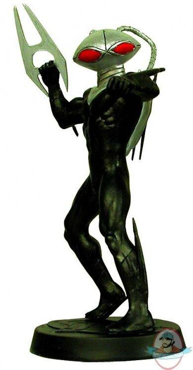 eaglemoss DC black manta